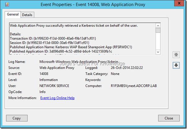 Event Id 3 Security Kerberos 0x19