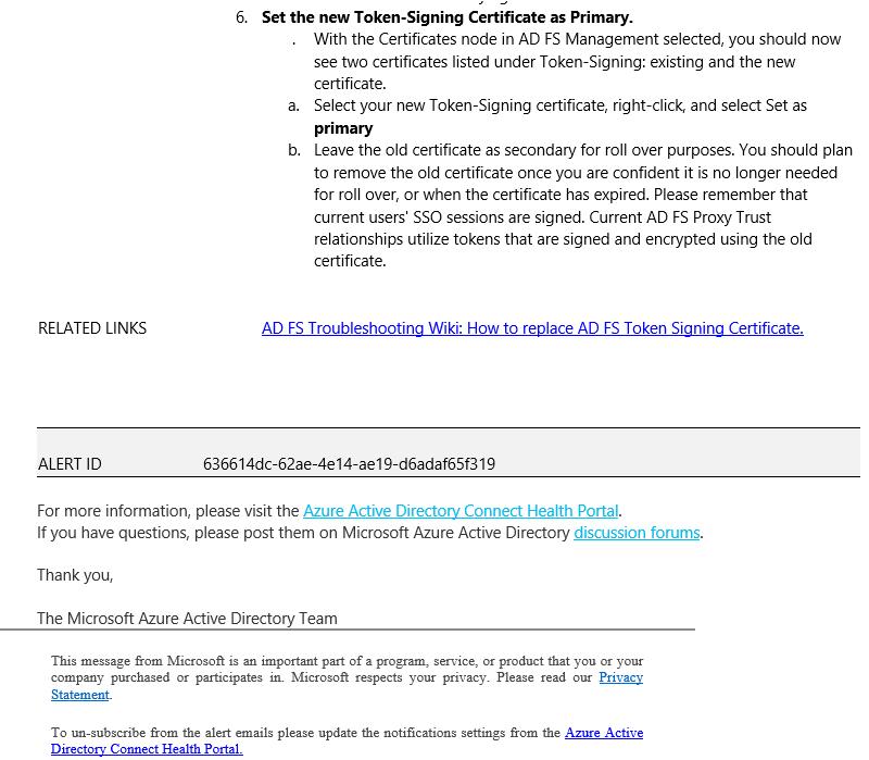 Azure Ad Token Signing Certificate Request Adex Token Number Verizon