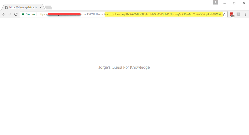 Security Tokens « Jorge's Quest For Knowledge!