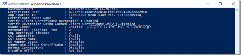 (2019-03-05) Certificate Based Authentication In ADFS (Legacy And New) – The Complete Information To Get This Working