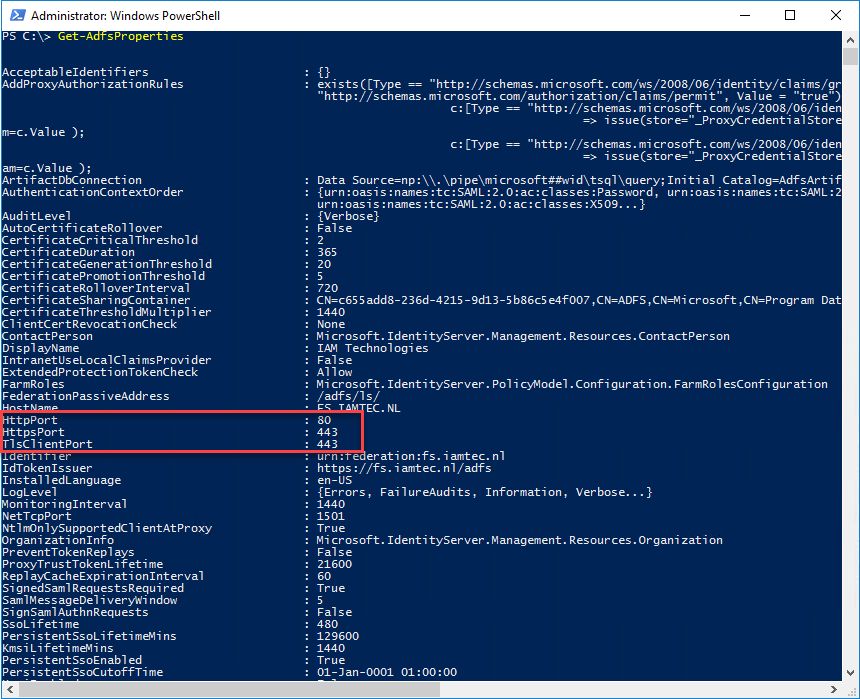 Active Directory Federation Services (ADFS) « Jorge's Quest For