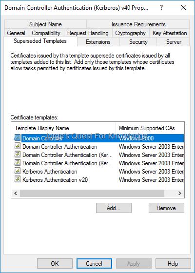 Windows Client   Jorge's Quest For Knowledge!